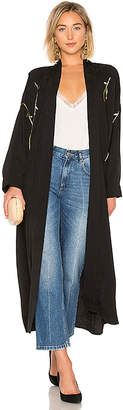 House Of Harlow x REVOLVE Violet Bed Jacket