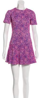 Opening Ceremony Patterned Mini Dress