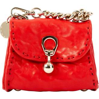 Ermanno Scervino Leather key ring