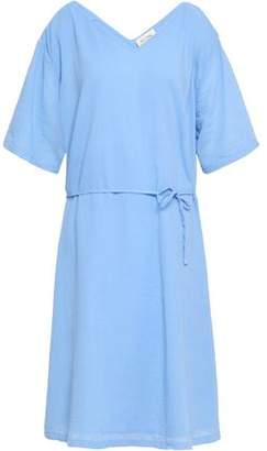 American Vintage Crinkled-cotton Dress