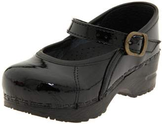 Sanita Marcelle Patent Clog (Little Kid/Big Kid)