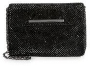 La Regale Studded Crossbody Bag