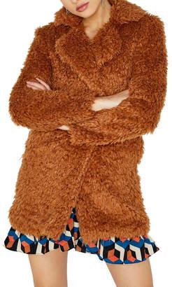 Girls On Film Teddy Coat