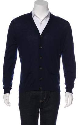 Gucci Cashmere Knit Cardigan