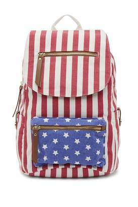 Madden-Girl Canvas Backpack