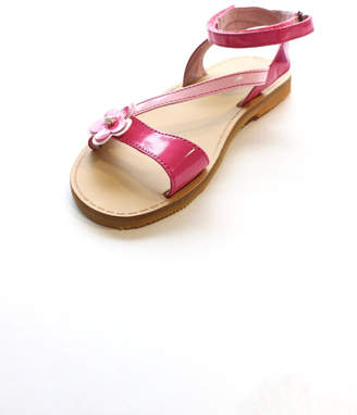 L'amour Strapped Flower Sandal