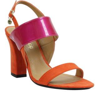 J. Renee Emberley Block Heel Sandal