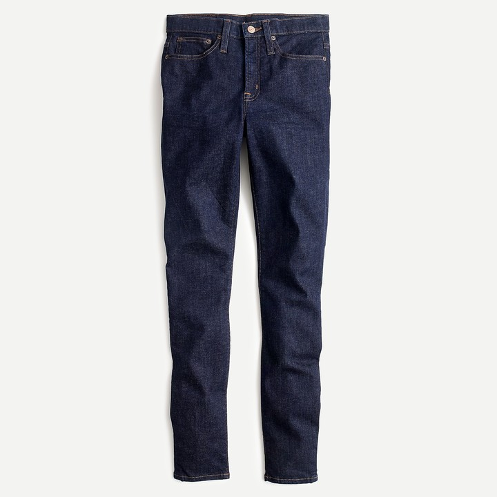 "9"" High-Rise Toothpick Jean In Classic Rinse"