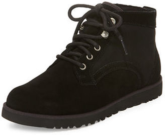 UGG Bethany Slim Shearling Hiker Boot $160 thestylecure.com