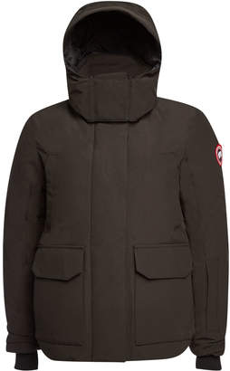 Canada Goose Blakeley Down Parka with Cotton