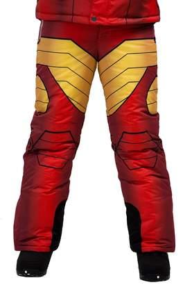Iron Man FUNWEAR Kids Snow Pants