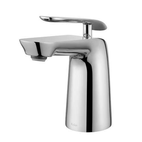 Kraus Seda Single Hole Bathroom Faucet