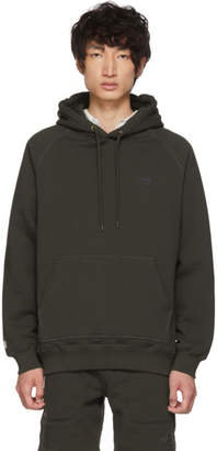 Dickies Construct Grey Construct Logo Hoodie