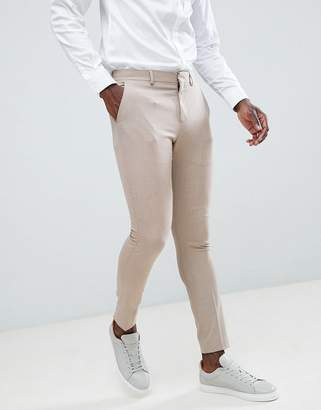 Selected Super Skinny Wedding Suit Pants
