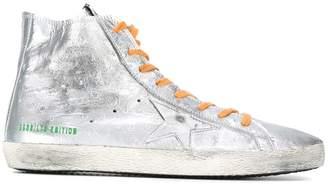 Golden Goose 'Francy' hi-top sneakers