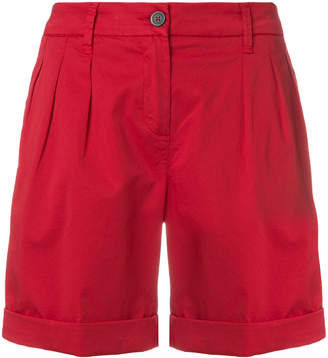 Fay classic fitted shorts