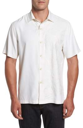 Tommy Bahama Get Me to the Beach on Time Silk Camp Shirt