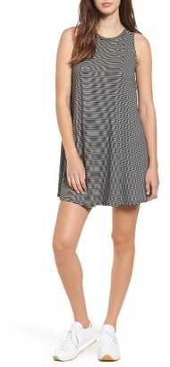 Women's Soprano Stripe Shift Dress $35 thestylecure.com