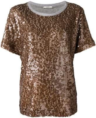 Odeeh sequin T-shirt