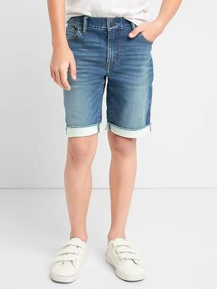 Gap Supersoft Denim Shorts in Stretch