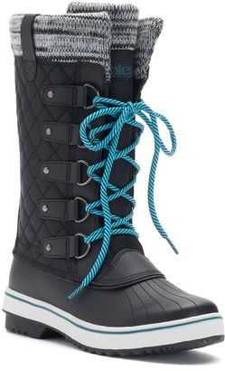 Totes Glenda Women's Winter Duck Boots $99.99 thestylecure.com