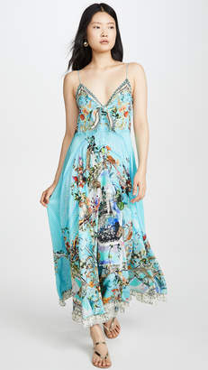 Camilla Girl from St Tropez Long Dress