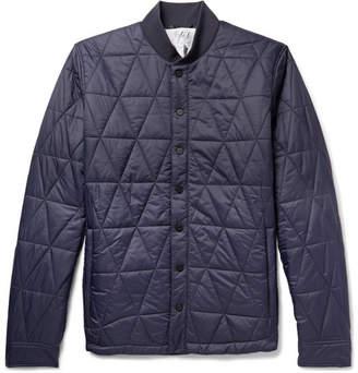 Aztech Mountain Corkscrew Quilted Shell Shirt Jacket