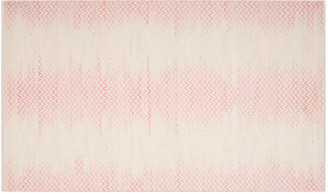 One Kings Lane Laan Kids' Rug - Light Pink/Ivory