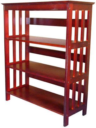 "Charlton Home Julius 36"" Standard Bookcase $165.99 thestylecure.com"