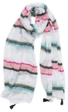 Collection 18 Popping Stripes Scarf