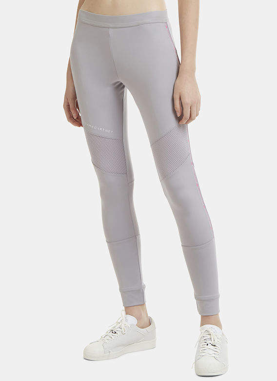 Buy Essential Mesh Panel Training Pants in Grey!