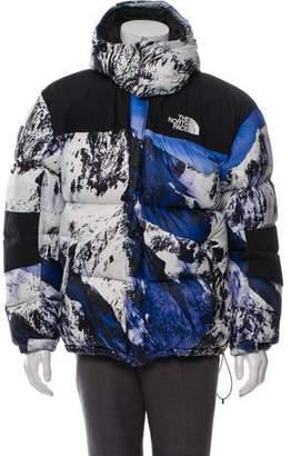 The North Face x Supreme 2017 Mountain Baltoro Jacket