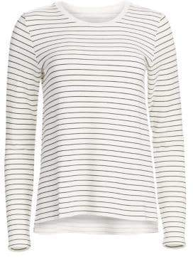 Majestic Filatures French Touch Striped Crewneck Tee