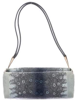Bottega Veneta Ring Lizard Shoulder Bag