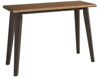 Office Star OSP Designs by Products Oakridge Foyer Table, Rustic Sand