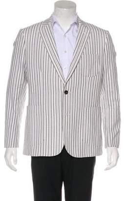 Hardy Amies Striped Sport Coat