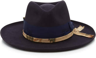 Nick Fouquet M'O Exclusive Astral Smoke Hat