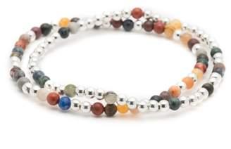 George Frost Essaouira 2-Pack Bracelets