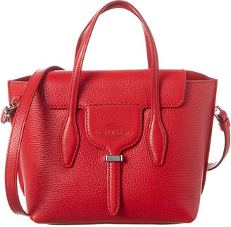 Tod's Joy Mini Leather Tote