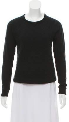 Rag & Bone Crew Neck Long Sleeve Sweater