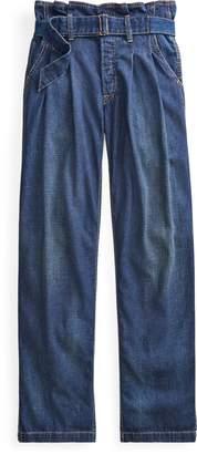 Ralph Lauren The Paperbag Jean