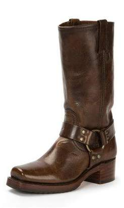 Frye Heirloom Harness Tall Distressed Boot