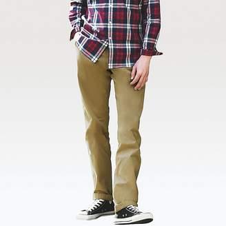 Uniqlo Men's Vintage Regular Fit Chino Flat-front Pants