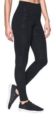 Under Armour Mirror Hi-Rise Printed Leggings
