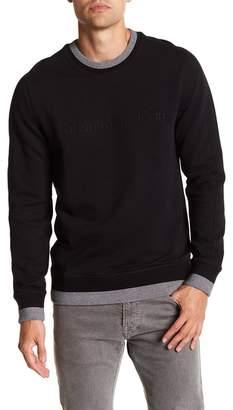 Calvin Klein Tonal Ribbing Tipping Sweatshirt