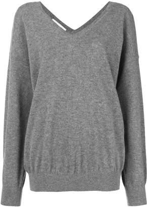 Stella McCartney v-neck knitted jumperv