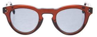 Celine Bevel Cat Tinted Sunglasses
