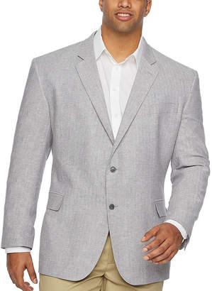 STAFFORD Stafford Linen Cotton Sport Coats - Big and Tall