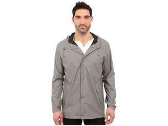 Cole Haan 32 Rubberized Rain Jacket Men's Coat