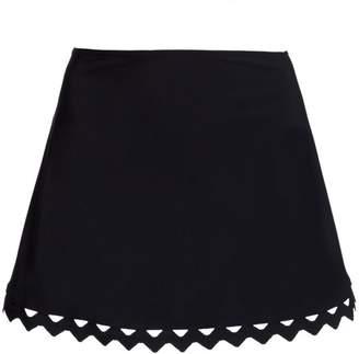 Karla Colletto Swim Zelda A-Line Swim Skirt